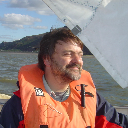 Hugh Browton at sea